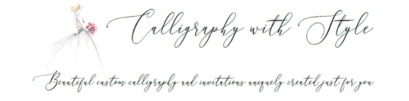 Calligraphy with Style